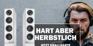 """Rabattaktion auf Teufel.de: """"HART ABER HERBSTLICH"""""""