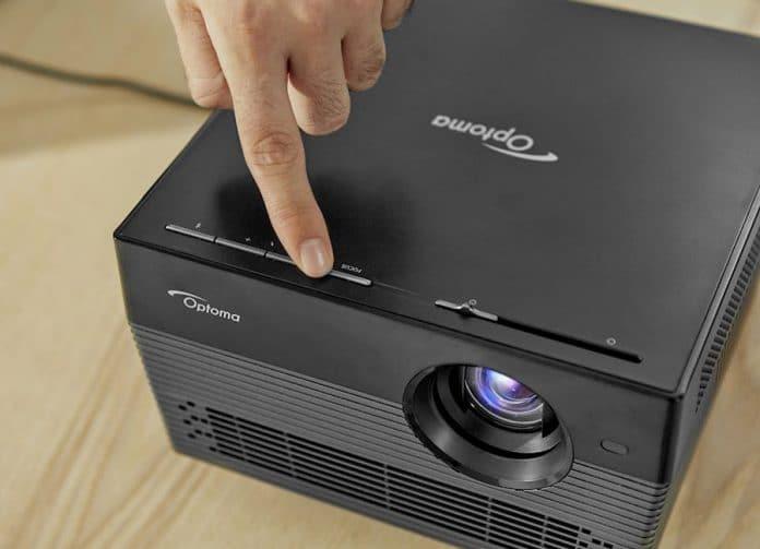 Der UHL55 erweitert Optomas Heimkinobeamer-Lineup um ein 4K-Modell mit LED-Lichtquelle