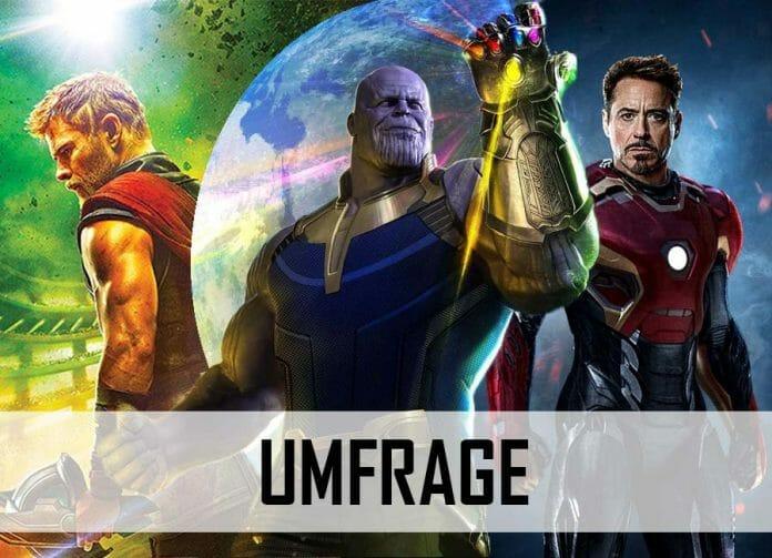 Umfrage: Welche Marvel 4K Blu-ray hat euch am besten gefallen?