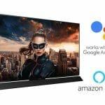 Lassen mit sich reden: Panasonics Smart TVs mit Amazon Alexa und Google Assistant
