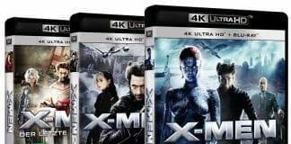 Die ersten drei X-MEN Filme liefert Fox bereits am 22. Oktober auf 4K UHD Blu-ray
