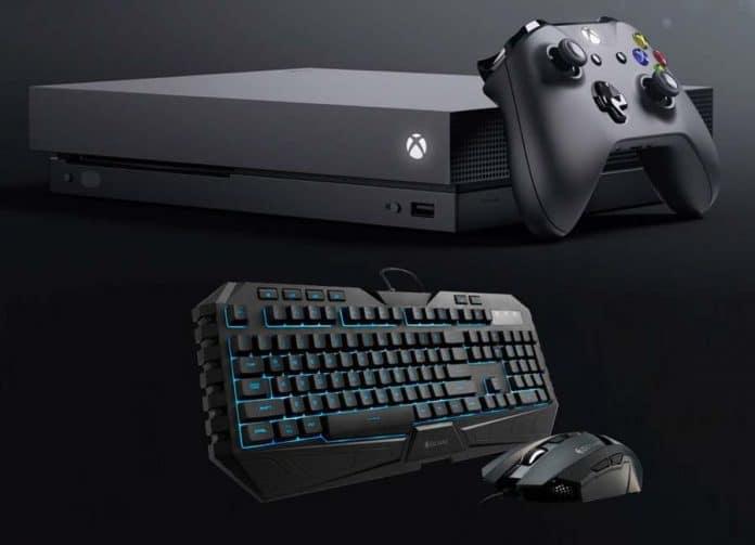 Games auf Xbox One können bald mit Maus und Tastatur gespielt werden