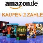 """Bis zu 33% sparen bei der großen """"3 Kaufen 2 Zahlen""""-Aktion von Amazon.de"""