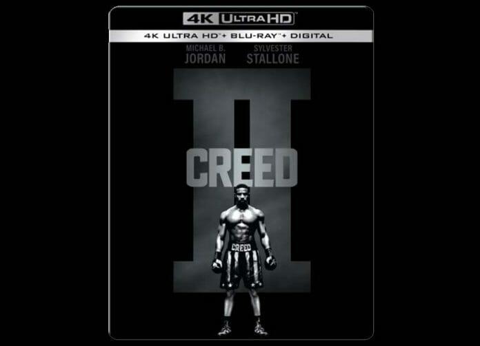 Creed 2: Rockys Legacy auf 4K UHD Blu-ray erscheint im Mai 2019