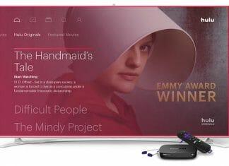 Hulu am TV