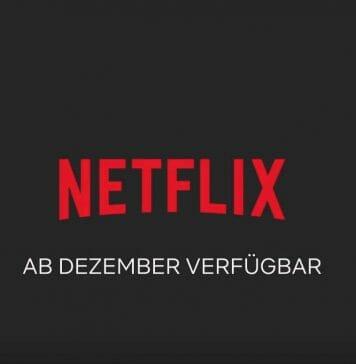 Netflix Dezember 2018