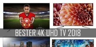 Der beste 4K UHD TV 2018 ist.... *Trommelwirbel*