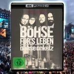 """Das Hockenheim Live-Konzert """"Böhse für's Leben"""" von """"Böhse Onkelz"""" gibt es jetzt auch als physische 4K Blu-ray"""