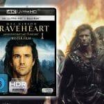 """Das """"Braveheart"""" Remaster auf 4K Blu-ray im Test"""