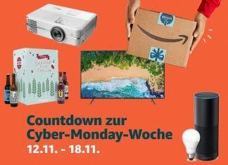 Highlight-Angebote zum Cyber Monday Countdown am Dienstag (13.11.)