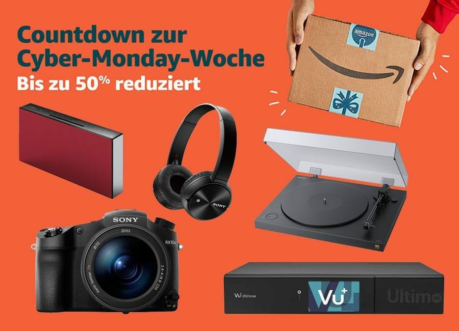 ## Cyber Monday Woche ## Countdown-Angebote (Mittwoch 14.11.)