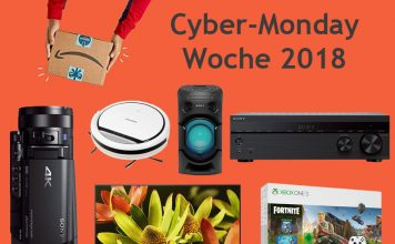 Tag 2 der Cyber Monday Woche. Viele Angebote von Sony, reduzierte Filme & Serien uvm.