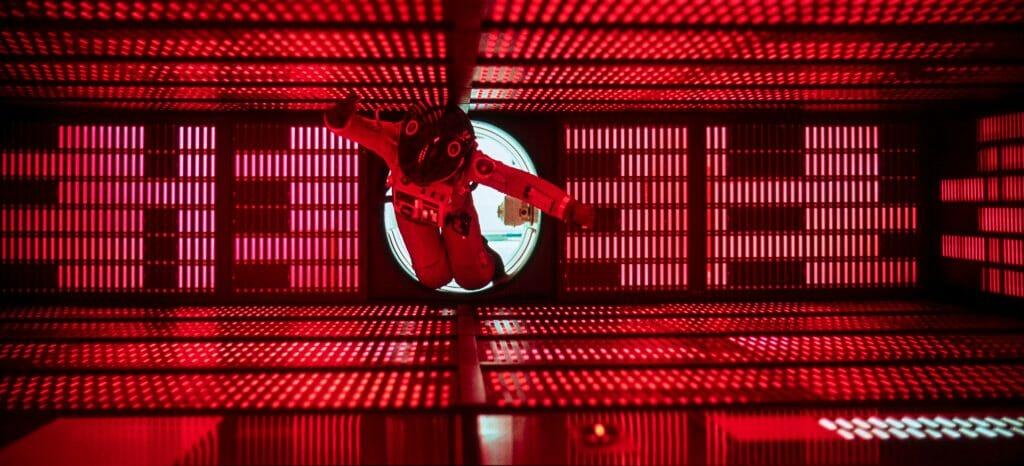 """Weil wir nicht genug davon bekommen können, hier noch ein hochauflösender 4K Screenshot von """"2001: Odyssee im Weltraum"""""""