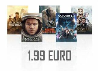 Günstige 4K Filme mit HDR10 und Dolby Vision für nur 1.99 Euro im iTunes Store ausleihen!