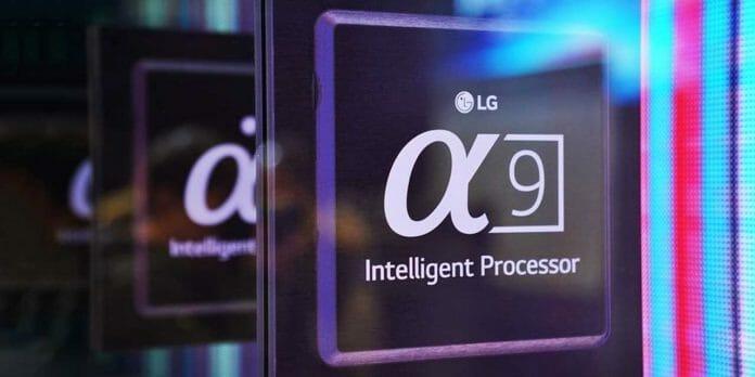 Nutzen LGs 2019 OLED TVs den gleichen Prozessor nur mit neuem Namen? (Alpha 9 2nd Gen)