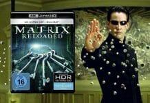"""Visuell ist die 4K Blu-ray von """"Matrix: Reloaded"""" auf jeden Fall zu empfehlen. Doch was macht Sound & Story?"""