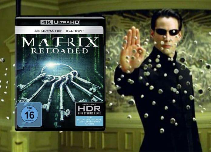 Visuell ist die 4K Blu-ray von