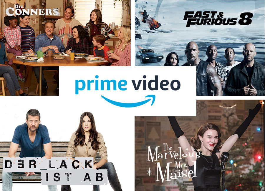 Prime Video Neuheiten