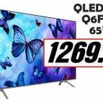 Samsungs Q6FN QLED TV mit 65 Zoll gibt es aktuell zum Bestpreich auf MediaMarkt.de