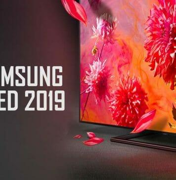 Samsungs Markeneinträge geben einen Einblick in das QLED TV 2019 Lineup!