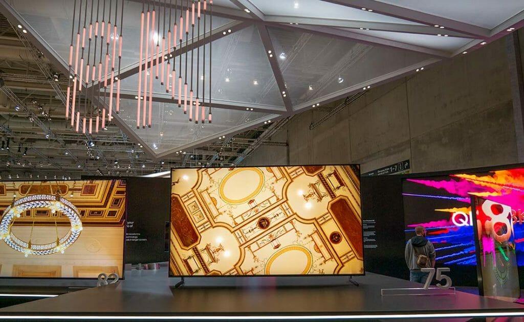Der Begriff Quantum wurde von Samsung bislang nur im Zusammenhang mit deren 8K-Fernseher genutzt