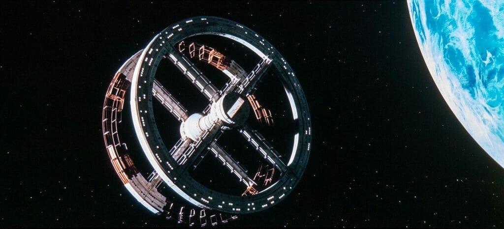 """Die """"Zwischenstation"""" auf dem Weg zur Mondbasis Clavius"""