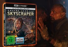 Skyscraper 4K Blu-ray im Test!