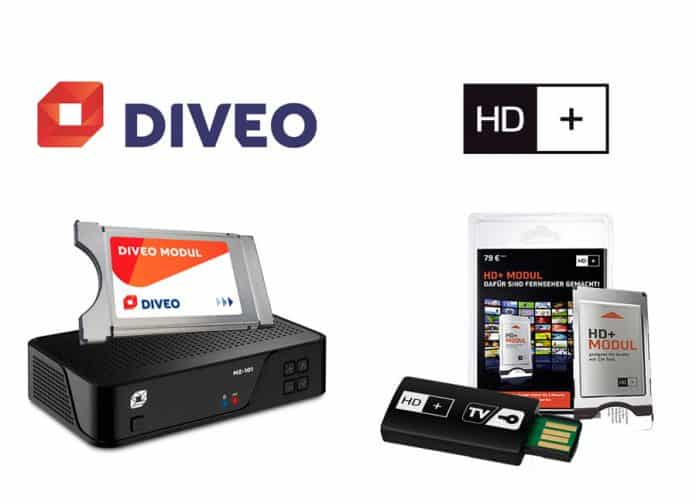 Wir vergleichen das Sat-Angebot von Diveo und HD+