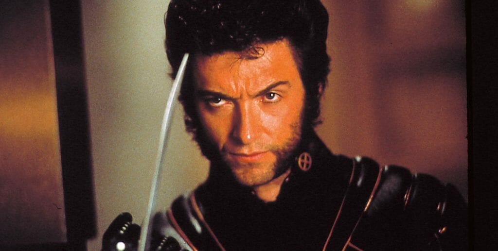 Wolverine gespielt von Hugh Jackman - Ja so sah Logan vor dem coolen Vollbart aus