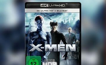 """""""X-Men"""" auf 4K Blu-ray in unserem ausführlichen Test/Review"""