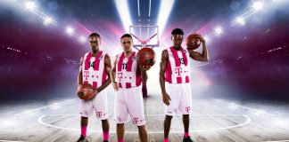 Deutsche Telekom 360 Basketball
