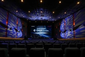 Samsung Onyx Cinema LED könnte die Zukunft des Kinos sein