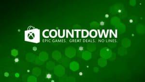 Der Xbox Countdown Sale hat bereits begonnen