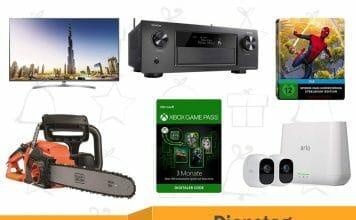 Amazon Angebote am Dienstag 18. Dezember! Über 45 Tagesdeals!
