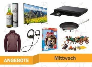 """Reduzierte 4K Fernseher, UHD Blu-ray Player & Soundbars von Sony und viele weitere """"Last Minute Angebote"""" auf Amazon.de"""