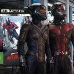 """""""Ant-Man and The Wasp"""" auf 4K Blu-ray sind ein groß- bzw. kleinartiges Team!"""