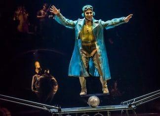 "ARTE zeigt am 26. Dezember, um 21.40 Uhr die Show ""KURIOS - Cabinet of Curiosities"" des Cirque du Soleil (via UHD1 by HD+)"