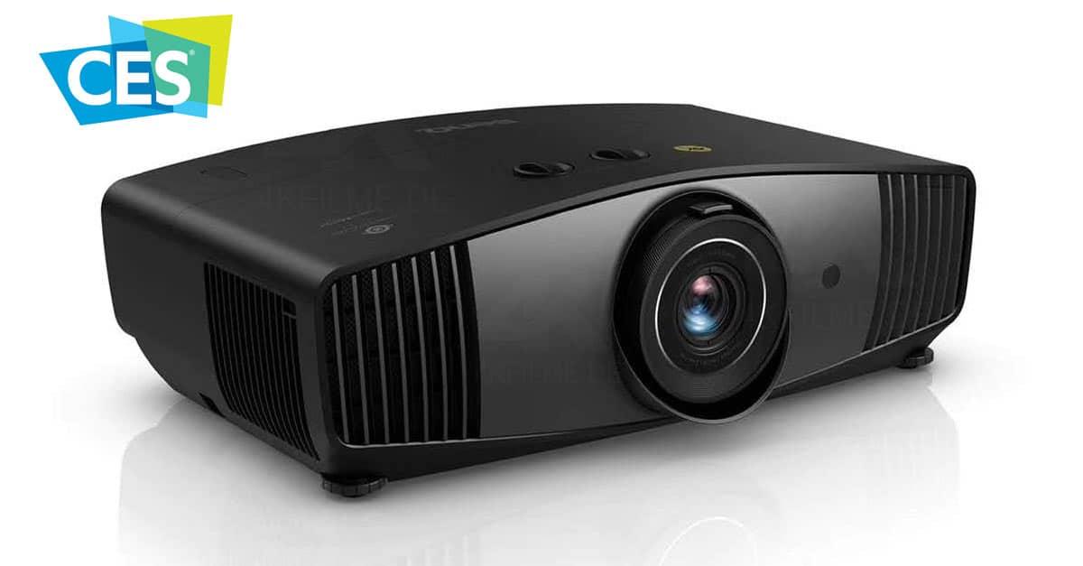benq w5700 neuer 4k heimkino projektor wirft seine. Black Bedroom Furniture Sets. Home Design Ideas