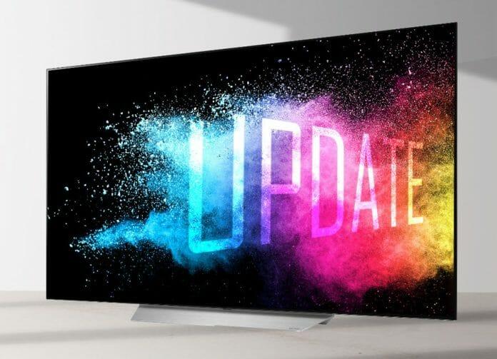 LGs 2017 OLED TVs profitieren vom neuen Firmware-Update
