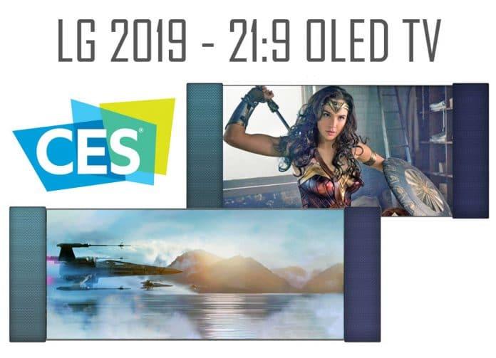 Gelingt LG mit einem 21:9 OLED TV auf der CES 2019 der ganz große Wurf?