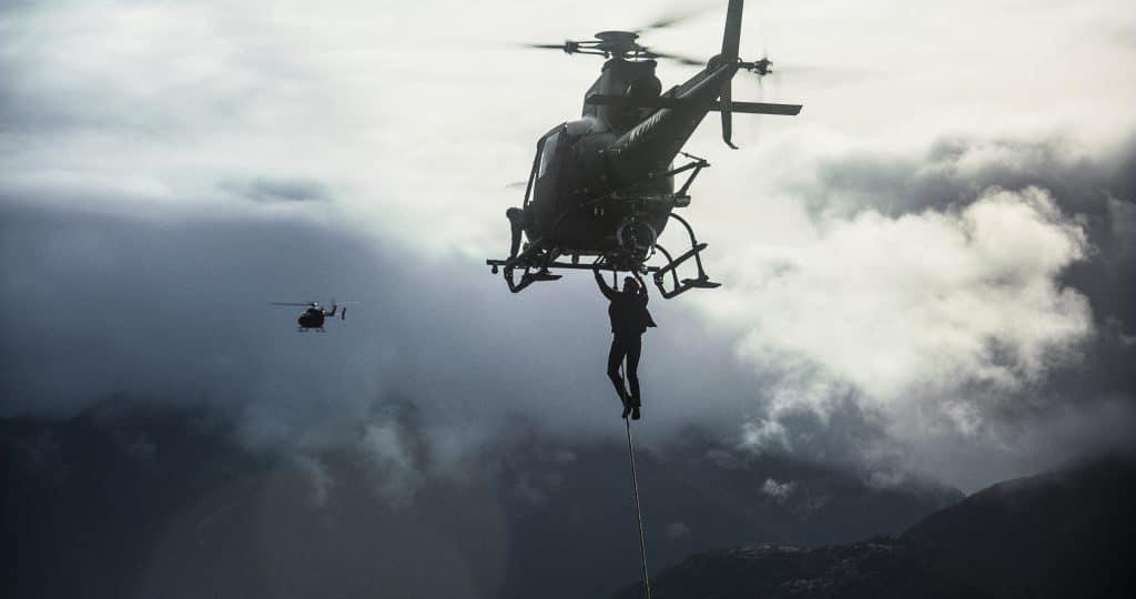 Die Inszenierung von Mission: Impossible - Fallout ist großartig, die visuelle Umsetzung bleibt auf der 4K Blu-ray hinter ihren Möglichkeiten zurück