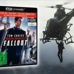 Mission: Impossible - Fallout ist ein Top Action-Film. Doch wie schlägt sich die audiovisuelle Präsentation der 4K Blu-ray?