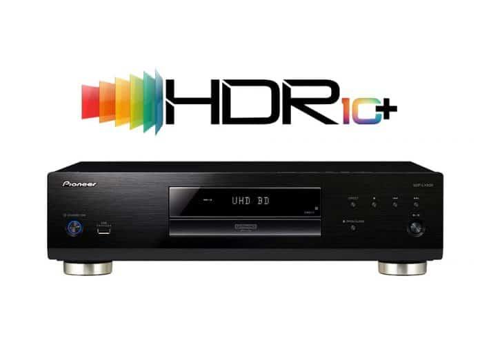 Die Pioneer 4K Blu-ray Player werden im Frühjahr 2019 mit HDR10+ (Plus) ausgestattet
