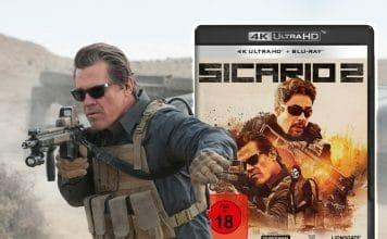 Sicario 2 4K Blu-ray im Test/Review - Ein würdiger Nachfolger!