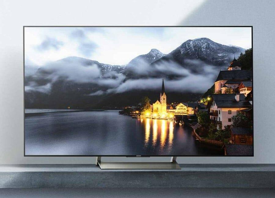 android tv 8 bald auch f r sony bravia tvs aus 2017 und. Black Bedroom Furniture Sets. Home Design Ideas