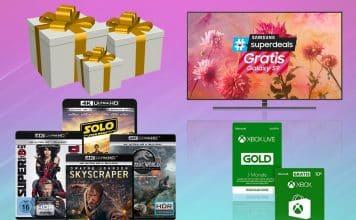Ihr sucht noch Weihnachtsgeschenke? Hier findet ihr die aktuellen Tages- und Wochenagebote