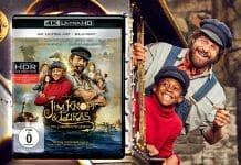 """4K Blu-ray Test / Review zu """"Jim Knopf und Lukas der Lokomotivführer"""""""