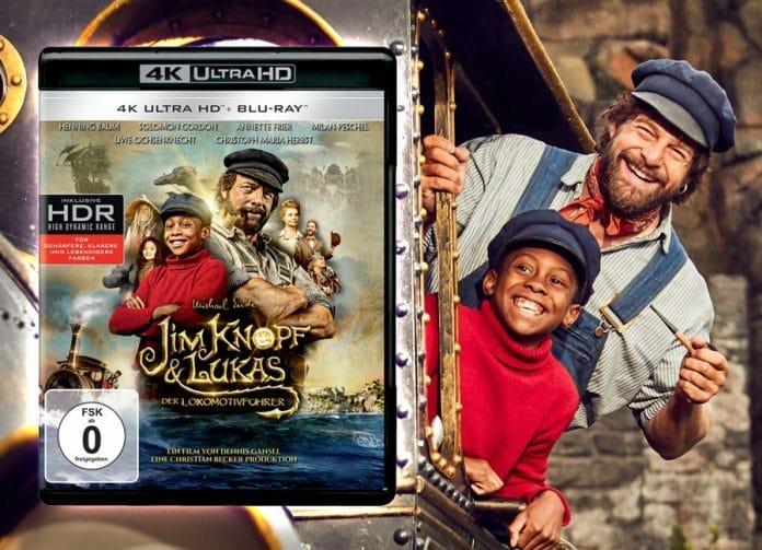 4K Blu-ray Test / Review zu
