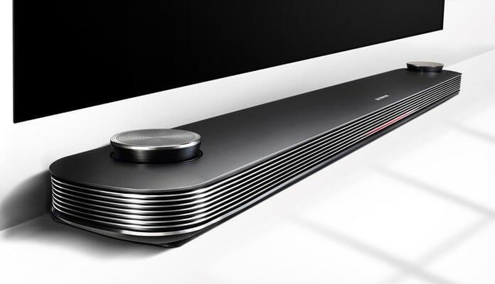 Steuert LG seine hauseigenen Soundbar & Audio-Lösungen bald kabellos via WiSA an?