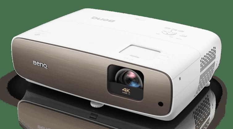 Der BenQ W2700 soll die Lücke zwischen den teuren High-End-Geräten und dem Mittelklasse-Segment schließen